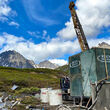 Estelle gold exploration drilling near high-grade Cathedral Alaska
