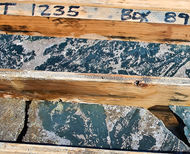 PEA for Peak Gold project on Alaska Highway near Tok Royal Gold Contango ORE