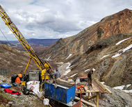 Australian junior explorer drill zinc VMS property in Alaska