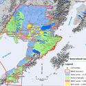Alaska Native Claims Settlement Act ANCSA mining articles region map