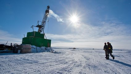 Gahcho Kué Kennady North diamond exploration drilling