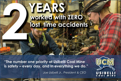 Interior Alaska coal mine safety record