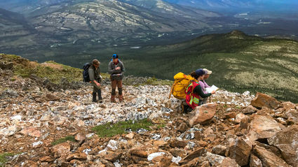 High grade silver exploration near ATAC Resources Rackla gold property